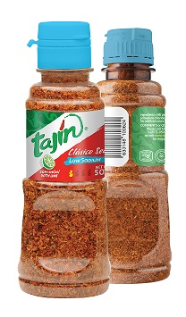 Tajin Seasoning Low Sodium (24/5oz bottles, 7.5lb)